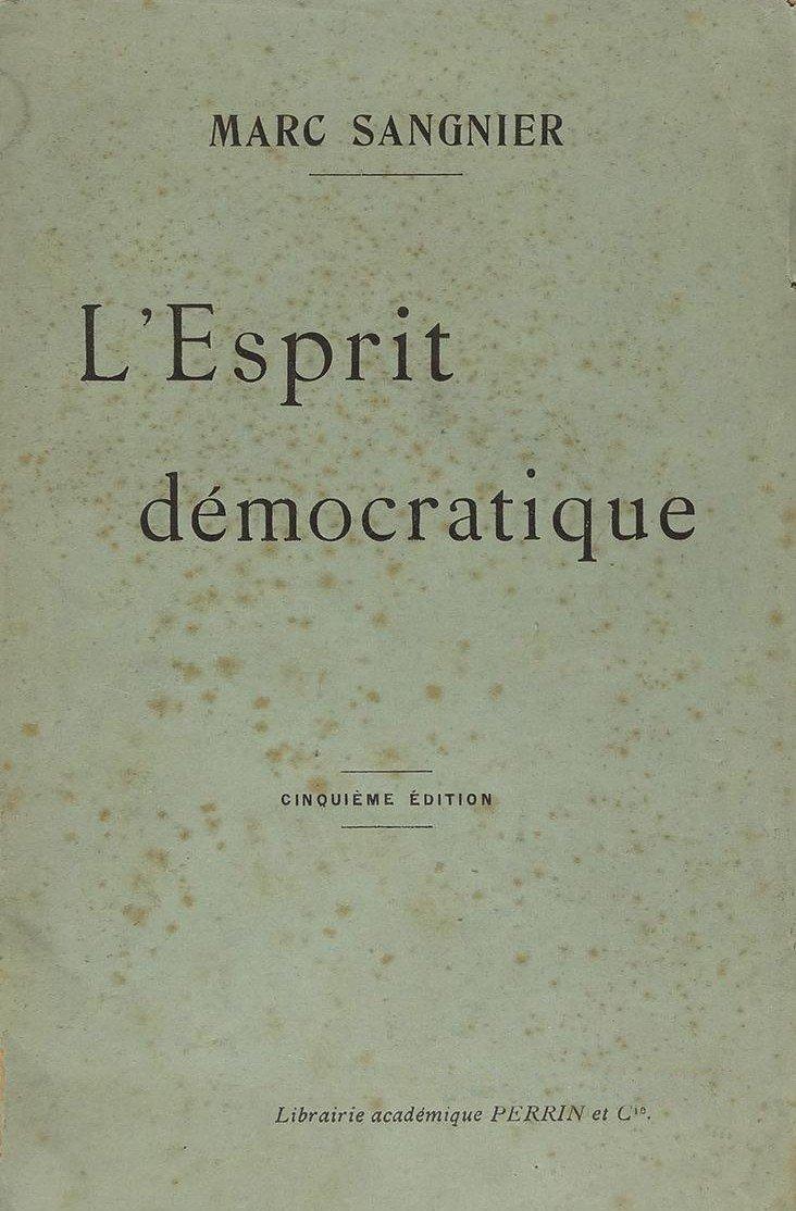 L'Esprit Démocratique